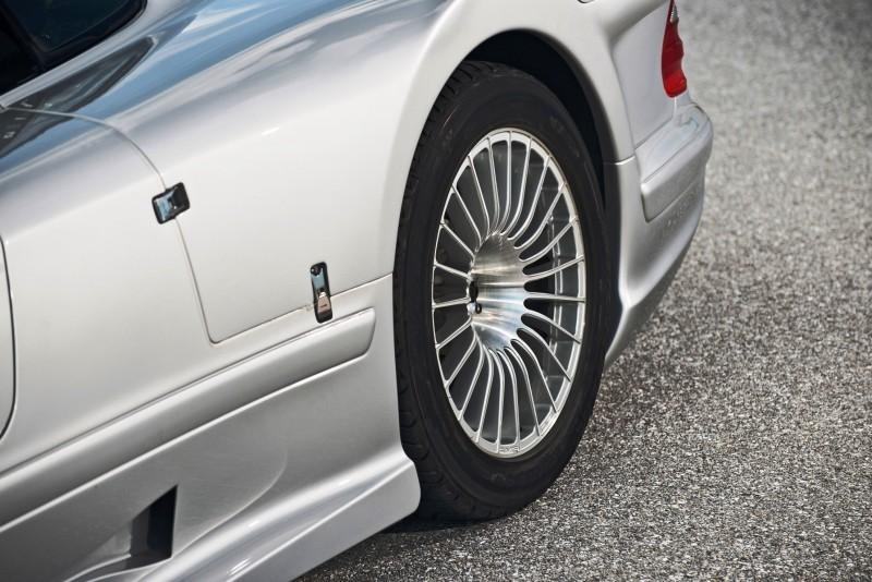 LeMans Homologation Specials - 1998 Mercedes-Benz CLK GTR SuperSport  22