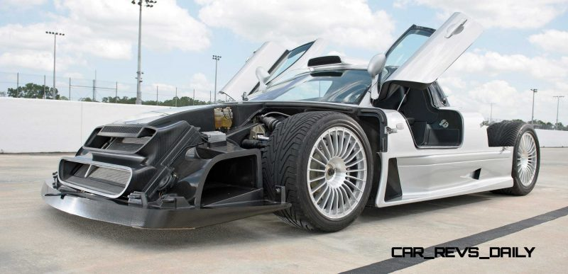 LeMans Homologation Specials - 1998 Mercedes-Benz CLK GTR SuperSport  28
