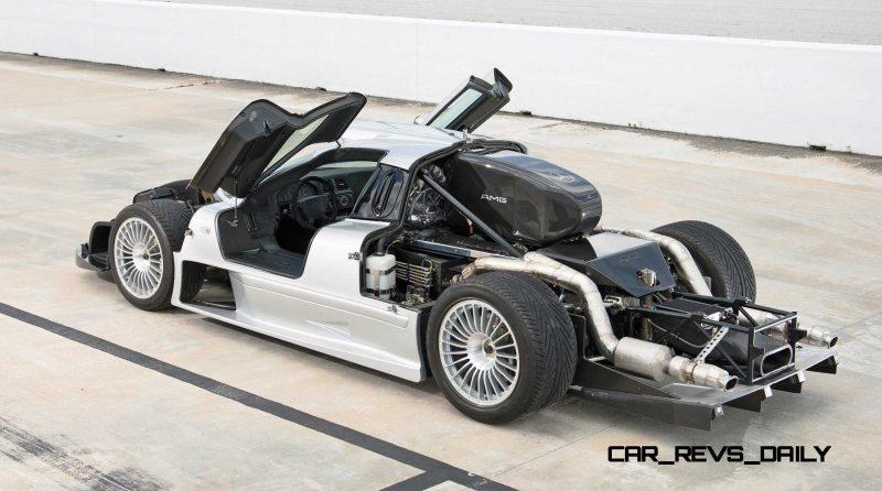 LeMans Homologation Specials - 1998 Mercedes-Benz CLK GTR SuperSport  29