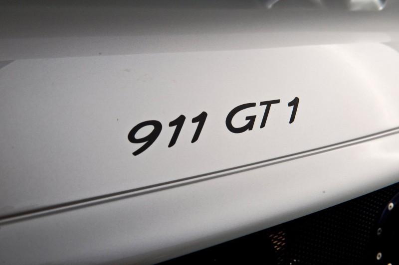 LeMans Homologation Specials - 1998 Porsche 911 GT1 Evo Strassenversion 6