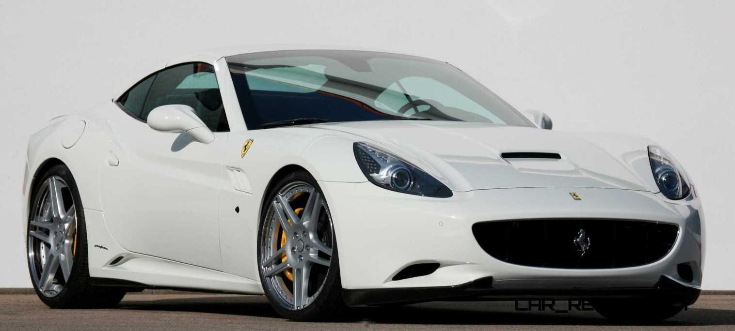 NOVITEC ROSSO Ferrari California RACE 606 28