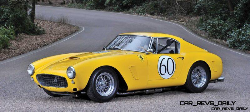 RM Villa Erba 2015 - 1960 Ferrari 250GT Berlinetta Competizione SWB Alloy by Scaglietti 1