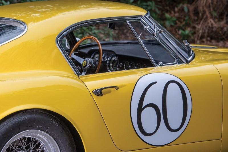 RM Villa Erba 2015 - 1960 Ferrari 250GT Berlinetta Competizione SWB Alloy by Scaglietti 10