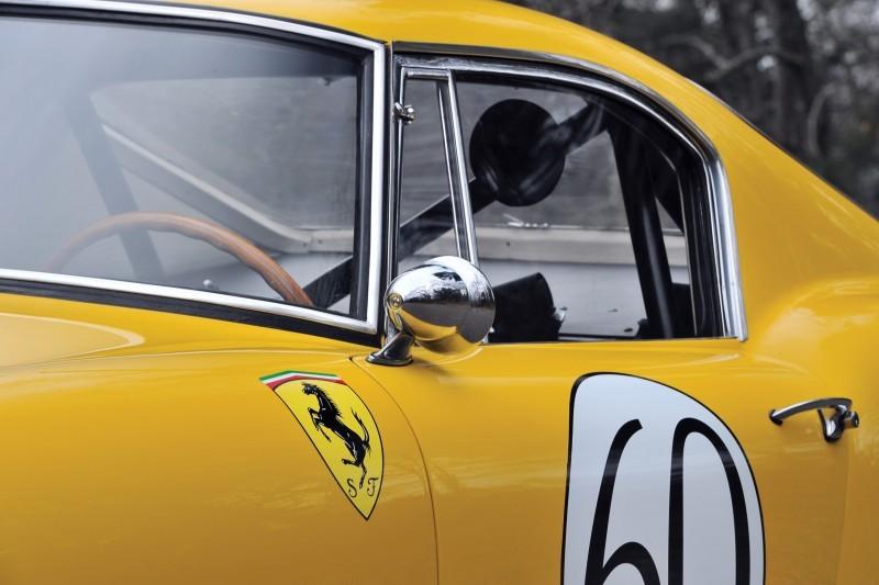 RM Villa Erba 2015 - 1960 Ferrari 250GT Berlinetta Competizione SWB Alloy by Scaglietti 6