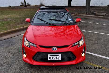 Road Test Review - 2015 Scion tC 6-Speed With TRD Performance Parts 123