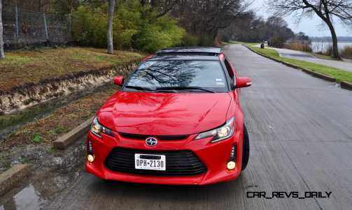 Road Test Review - 2015 Scion tC 6-Speed With TRD Performance Parts 43