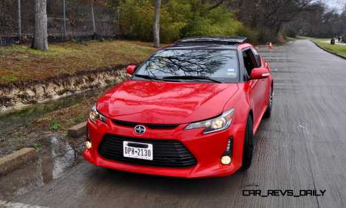 Road Test Review - 2015 Scion tC 6-Speed With TRD Performance Parts 44