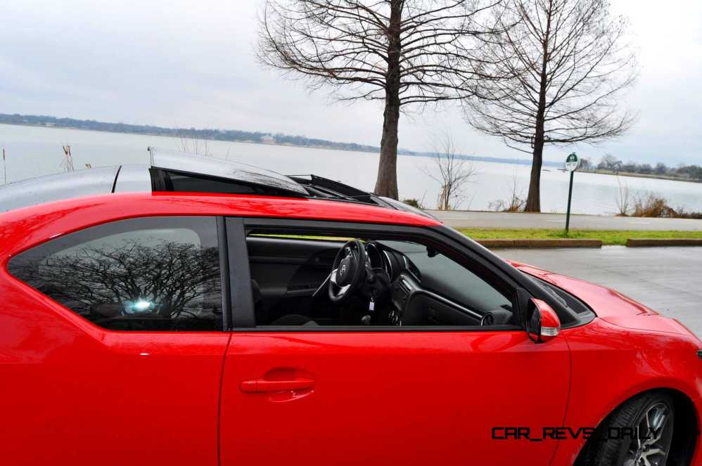 Road Test Review - 2015 Scion tC 6-Speed With TRD Performance Parts 53