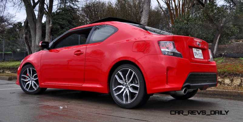 Road Test Review - 2015 Scion tC 6-Speed With TRD Performance Parts 65