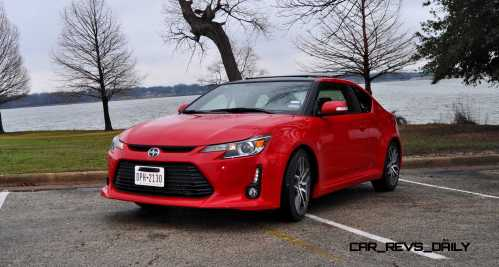 Road Test Review - 2015 Scion tC 6-Speed With TRD Performance Parts 71