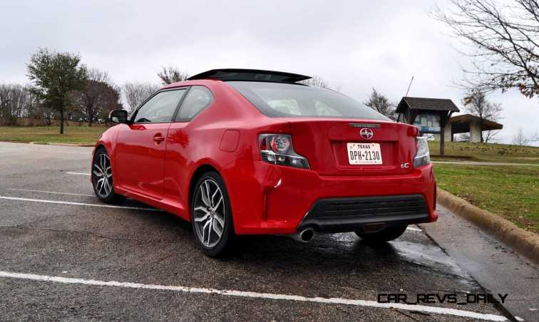 Road Test Review - 2015 Scion tC 6-Speed With TRD Performance Parts 86