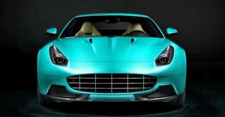 Superleggera Berlinetta Lusso Colors 26
