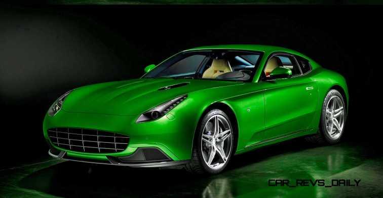 Superleggera Berlinetta Lusso Colors 42