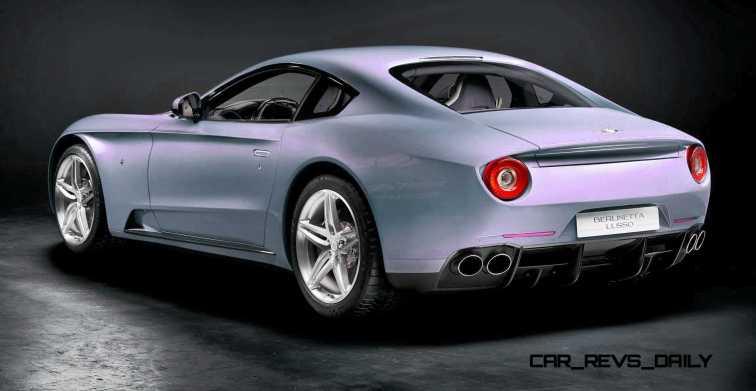 Superleggera Berlinetta Lusso Colors 49