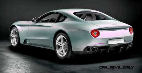 Superleggera Berlinetta Lusso Colors 69