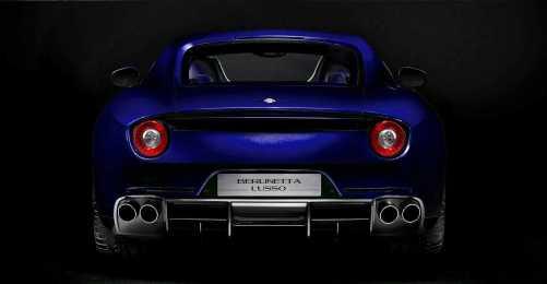 Superleggera Berlinetta Lusso Colors 85