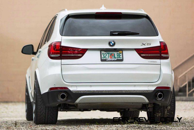 VOSSEN VFS1 Wheels on 2015 BMW X5 sDrive35i M Sport 23