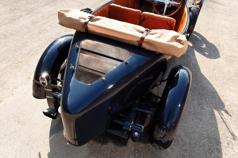 1929 Bugatti Type 44 Grand Sport 12