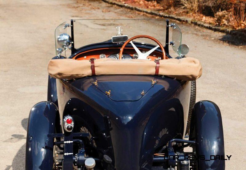 1929 Bugatti Type 44 Grand Sport 24