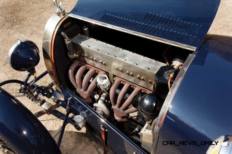 1929 Bugatti Type 44 Grand Sport 5
