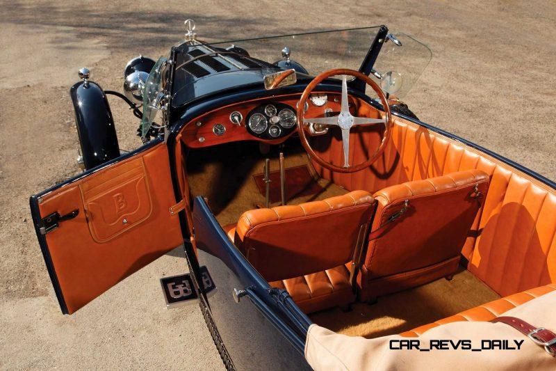 1929 Bugatti Type 44 Grand Sport 6