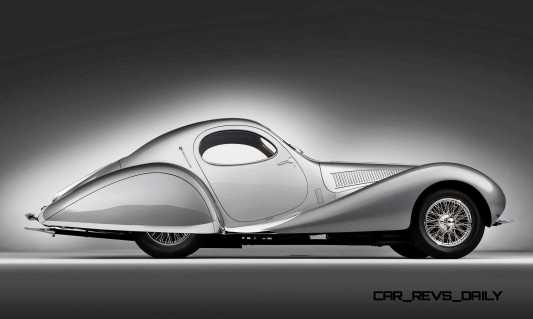 1938 Talbot-Lago T150-C SuperSport Teardrop Coupe 17