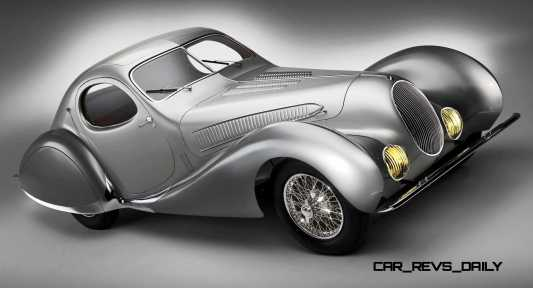 1938 Talbot-Lago T150-C SuperSport Teardrop Coupe 18