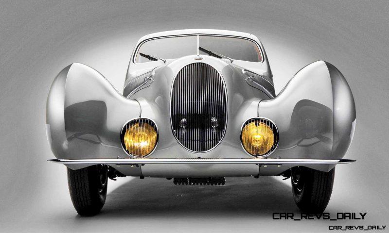 1938 Talbot-Lago T150-C SuperSport Teardrop Coupe 20