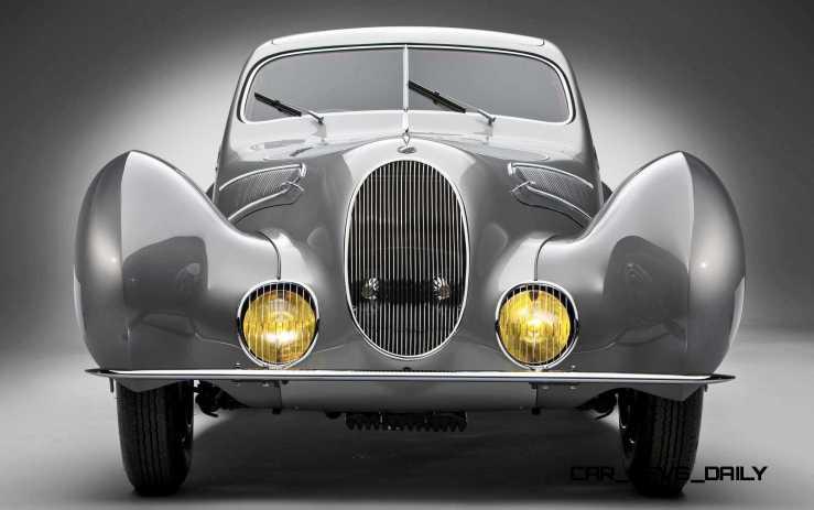 1938 Talbot-Lago T150-C SuperSport Teardrop Coupe 6