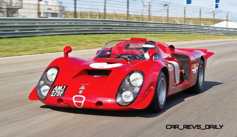 1968 Alfa Romeo T33-2 Daytona 22