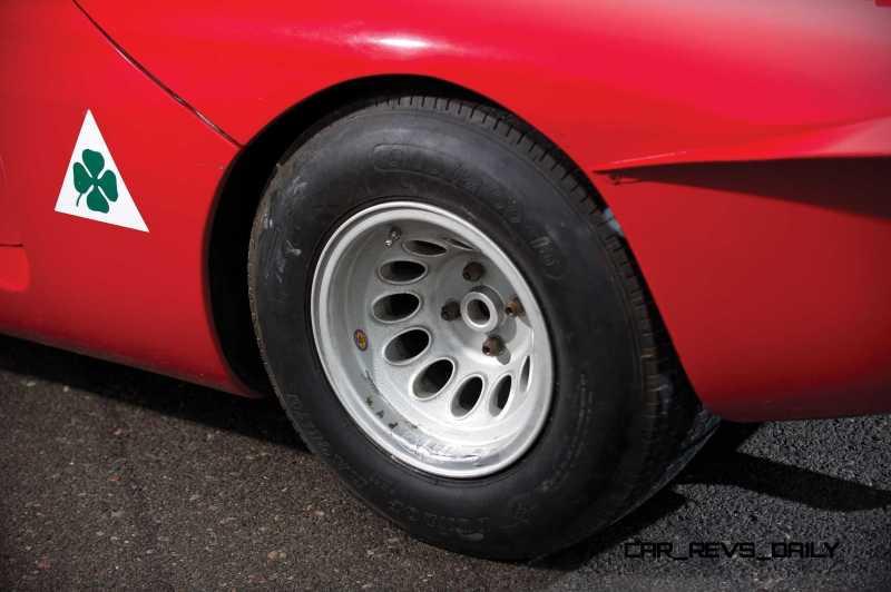 1968 Alfa Romeo T33-2 Daytona 8