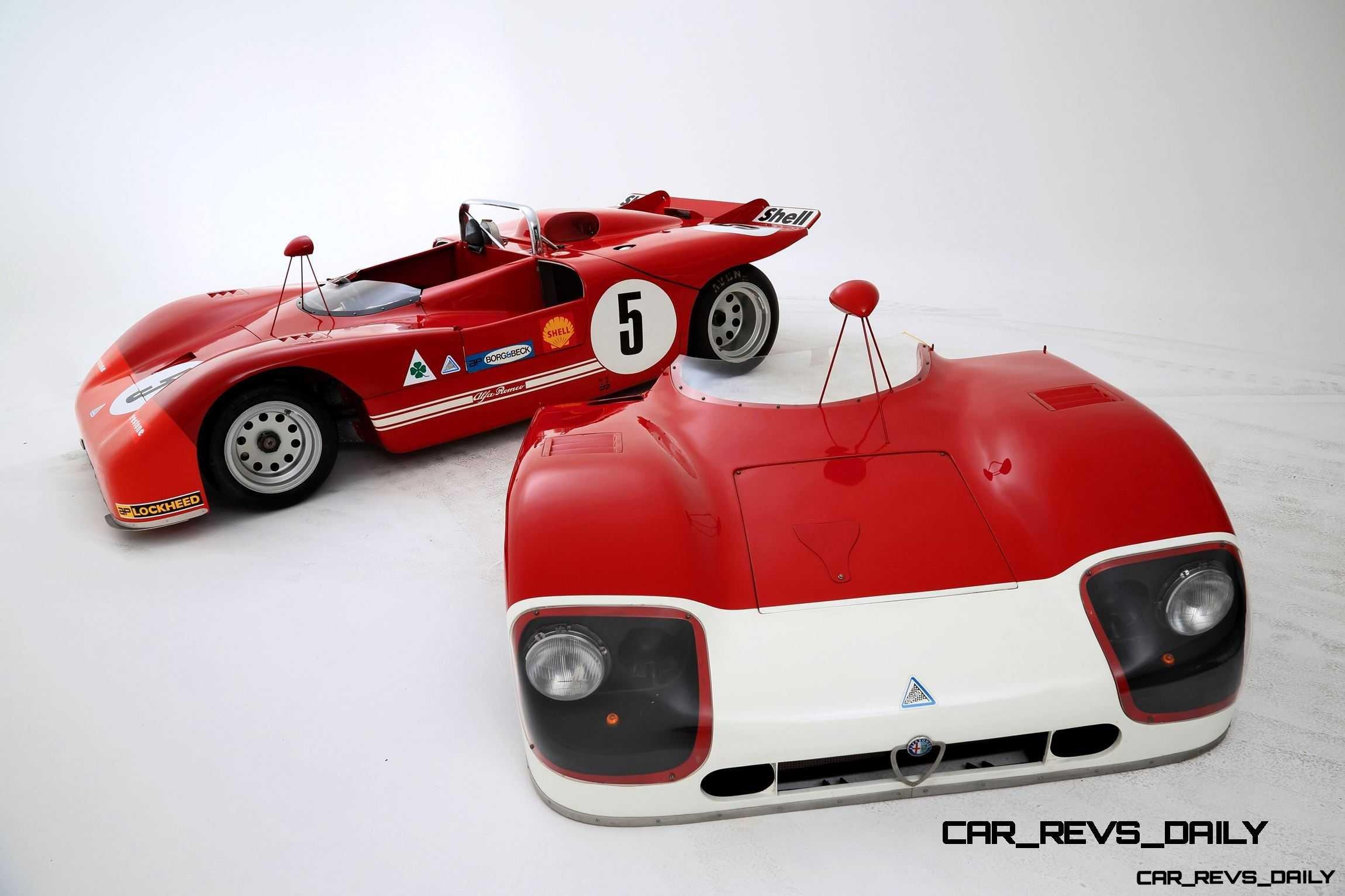1970 Alfa Romeo TT3 Spider 9
