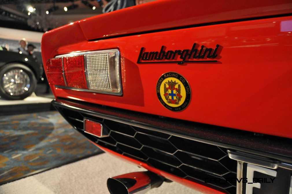 1972 Lamborghini Miura SV 27
