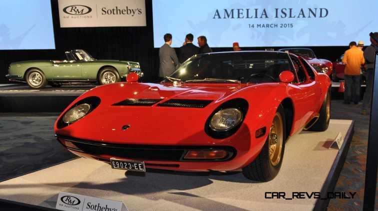 1972 Lamborghini Miura SV 6