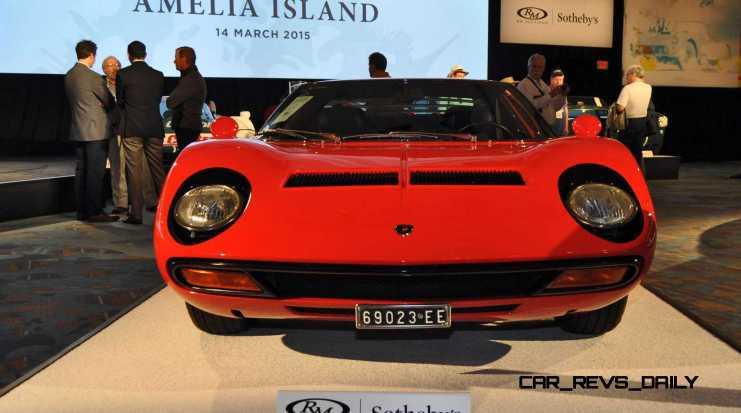 1972 Lamborghini Miura SV 9
