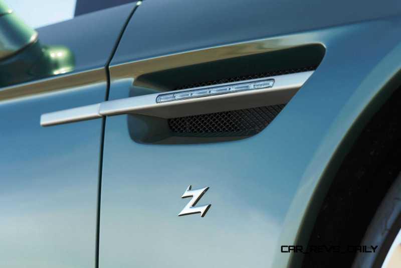 2013 Aston Martin ZAGATO DB9 Centennial Spyder 11