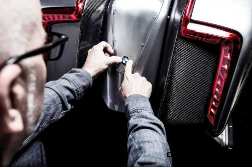 2015 BMW Motorrad Concept 101 1