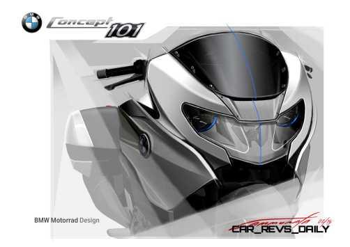 2015 BMW Motorrad Concept 101 31
