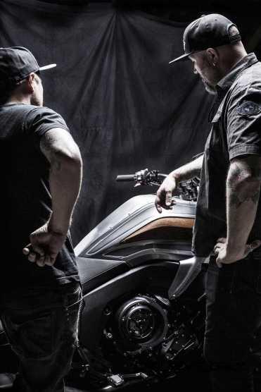 2015 BMW Motorrad Concept 101 5