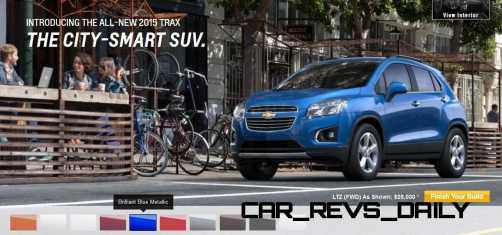 2015 Chevrolet Trax Colors and Wheels 9