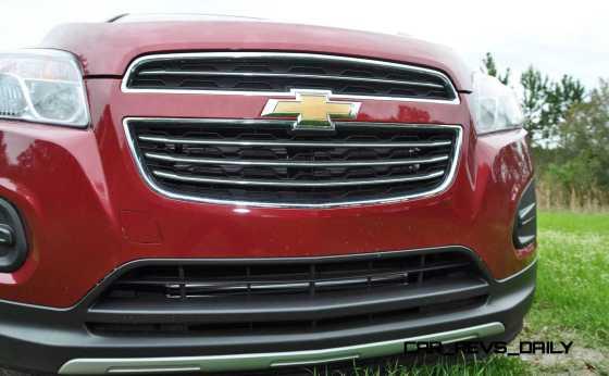 2015 Chevrolet Trax LT 106