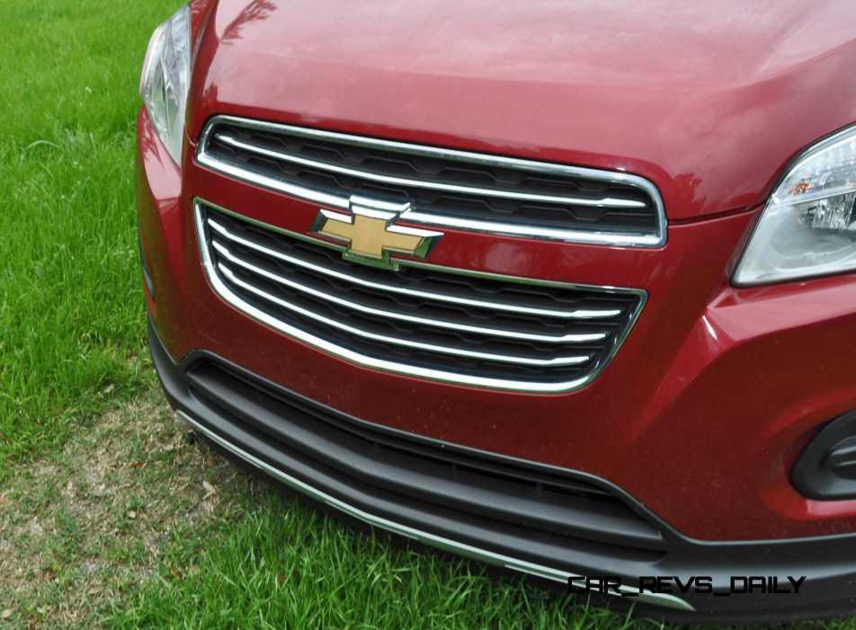 2015 Chevrolet Trax LT 108
