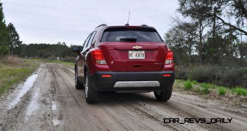 2015 Chevrolet Trax LT 12