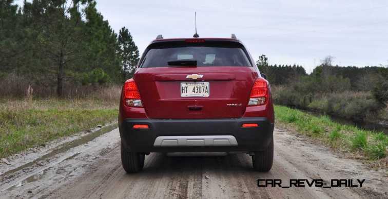 2015 Chevrolet Trax LT 14