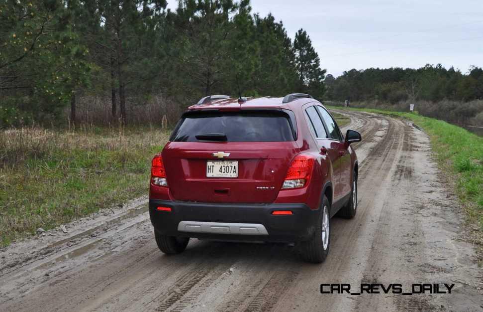 2015 Chevrolet Trax LT 17