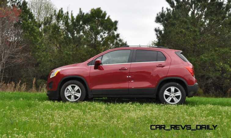2015 Chevrolet Trax LT 32