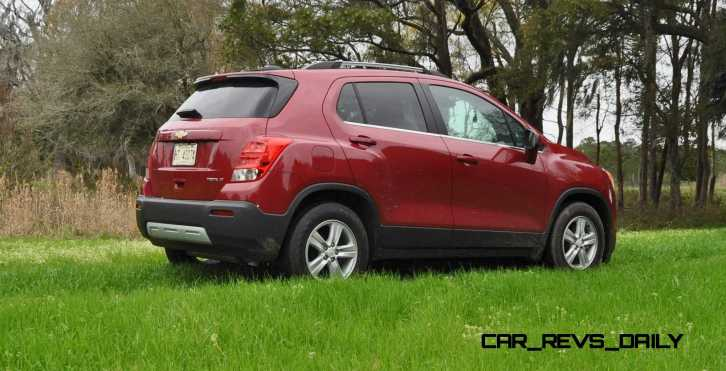 2015 Chevrolet Trax LT 48