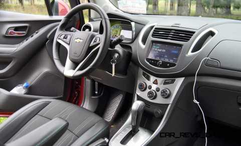 2015 Chevrolet Trax LT 97