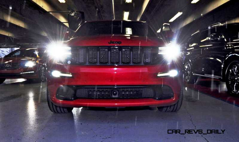 2015 Jeep Grand Cherokee SRT  4