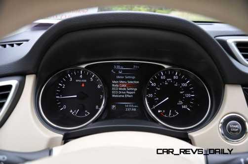 2015 Nissan Rogue SV 56